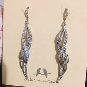 Earrings from Chloe and Isabel jewelry